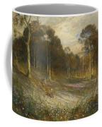 Woodlands Gay With Lady Smocks Coffee Mug