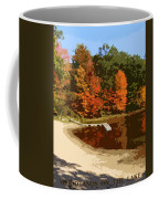 Woodlands On The Lake Coffee Mug