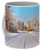 Woodmans Hoarfrost Coffee Mug