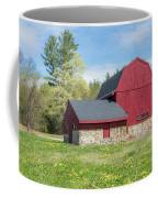 Woodmont Red Coffee Mug