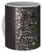 Woodpecker Holes In The Apple Tree Coffee Mug