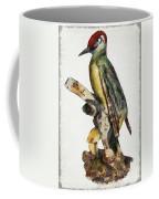 Woodpecker Red Heads Coffee Mug