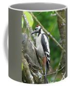 Woodpecker Coffee Mug