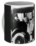 Woodrow Wilson (1856-1924) Coffee Mug