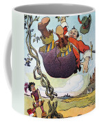 Woodrow Wilson Cartoon Coffee Mug by Granger