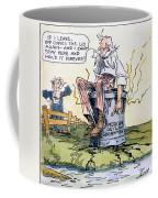 Woodrow Wilson: Mexico Coffee Mug