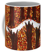 Woods In Autumn Coffee Mug