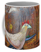 Woods Road 2 - Autumn Coffee Mug