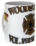 Woodstock Fire Dept Coffee Mug