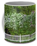 Woodstock Village Lilacs Coffee Mug