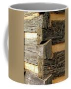 Woodwork Coffee Mug