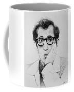 Woody Allen Coffee Mug