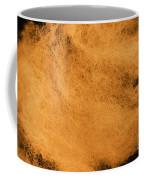 Wool Orange Coffee Mug