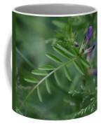 Woolly Vetch In Spring Coffee Mug