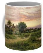 Worcestershire Cottages Coffee Mug