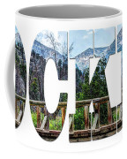 Word Art...the Rockies Coffee Mug