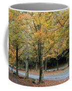 Words End State Park Drive Coffee Mug