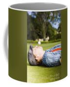 Work Life Balance Coffee Mug