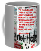 Work Together Coffee Mug