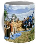 Workers Loading Rice Coffee Mug