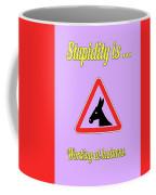 Working Bigstock Donkey 171252860 Coffee Mug