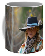 Working Cowgirl Coffee Mug