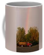 Working Rainbow Coffee Mug