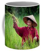 Working The Fields, Thailand Coffee Mug