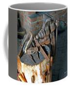 Working Tool Bench Coffee Mug