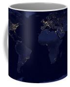 World City Lights Coffee Mug