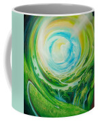 World In Movement Coffee Mug
