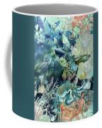 World In The Sea Coffee Mug