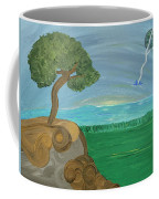 World On A String Coffee Mug