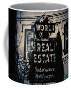 World Real Estate Chicago Coffee Mug