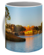 World Showcase Lagoon Before The Show Walt Disney World Coffee Mug