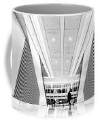 World Trade Center Transportation Hub, Lower Manhattan New York Coffee Mug