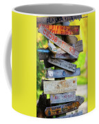 World Traveler Coffee Mug