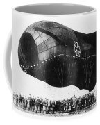 World War I: Airship Coffee Mug