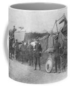 World War I: Aviators, 1914 Coffee Mug