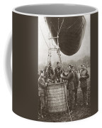 World War I: Balloon Coffee Mug