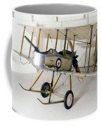 World War I: British Plane Coffee Mug