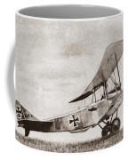 World War I: German Biplane Coffee Mug