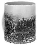 World War I: German Pows Coffee Mug