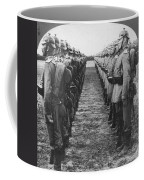 World War I: German Troop Coffee Mug