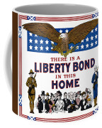 World War I Liberty Bond Ad Coffee Mug by Granger