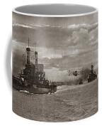 World War I: Naval Fleet Coffee Mug