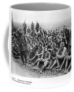 World War I: Prisoners Coffee Mug