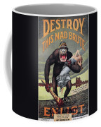World War I: Recruitment Coffee Mug by Granger