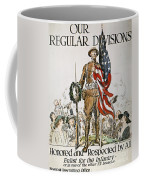 World War I: U.s. Army Coffee Mug