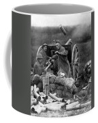 World War I: U.s. Artillery Coffee Mug